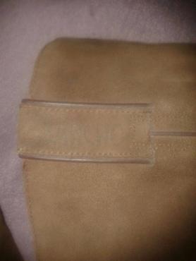 Ladies Sancho leather boots