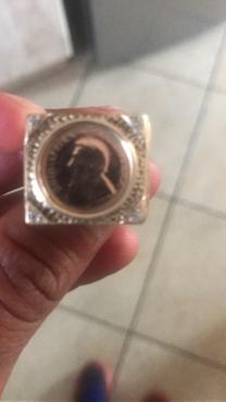 Kruger ring for sale