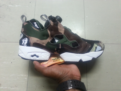 Bathing Ape x Mita Sneakers