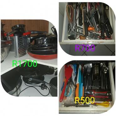 Various cutlery
