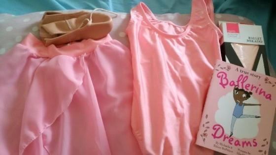 Ballet kit