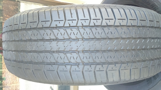 Second hand tyres 23