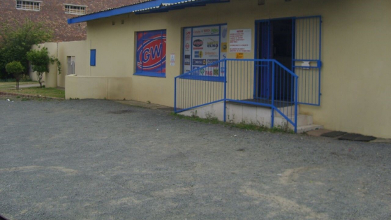 Commercial Property well situated BARGAIN