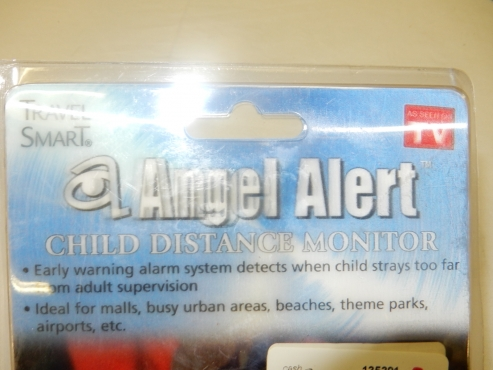 Angel Alert Child Distance Monitor