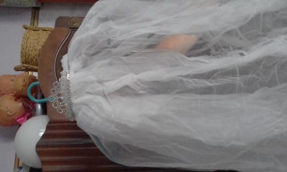 2 Piece Wedding dress for sale