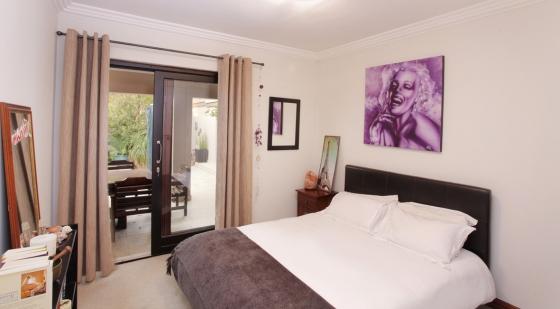 3-bed garden unit in Lonehill