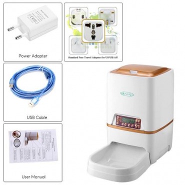 Automatic Pet Feeder - G804