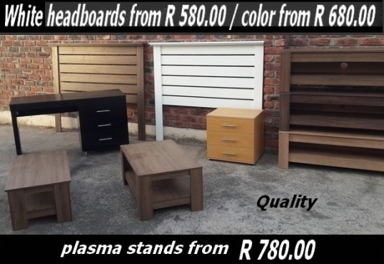 Headboards from R 580.00: Direct from manufacturer