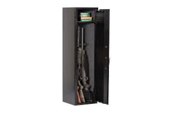 new 3 rifle safe 5 foot in height