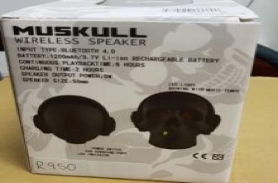 muskull wireless speaker