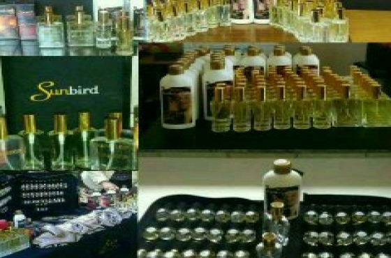 Join Sunbird Perfumes and lotions
