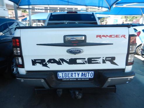2014 Ford Ranger 3.2 Double Cab Hi-Rider XLT Automatic Transmission Double Cab Bakkie 80,000km Turbo