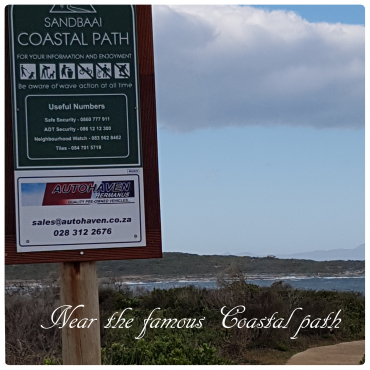 Vacant plot in Sandbaai ( Hermanus Western Cape)