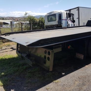 8 Ton Roll back Deck  attachment - refurbished