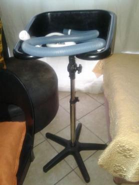 Portable salon basin for sale
