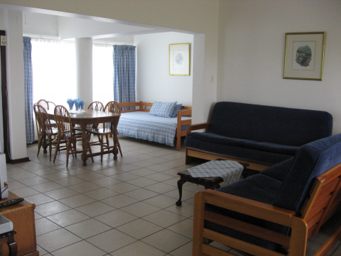 SHELLY BEACH 1 BEDROOM FURNISHED FLAT ST MICHAELS-ON-SEA R4350 pm AVAILABLE JANUARY 2018