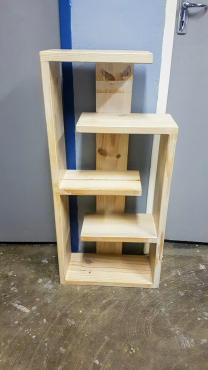 Harris Stepping Shelf- Tall/Small