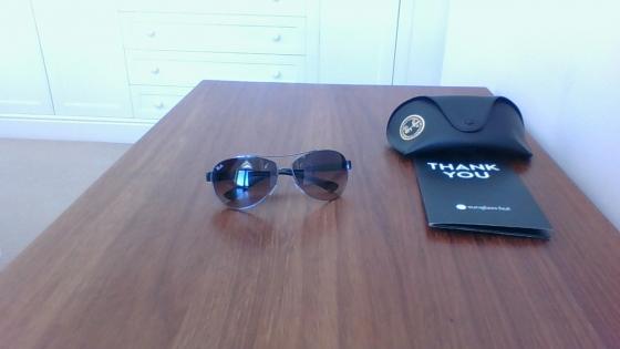Brand-new Ray Ban sunglasses