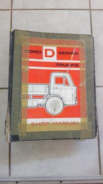 Ford D series: manual