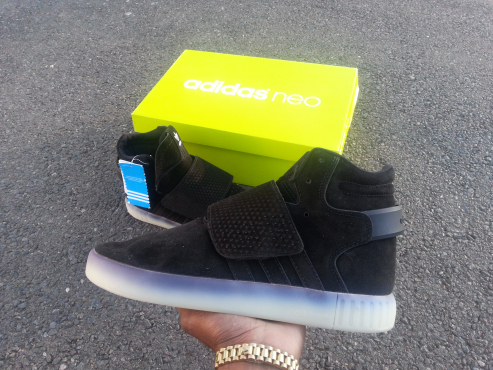 Adidas All Black Tublar Sneaker