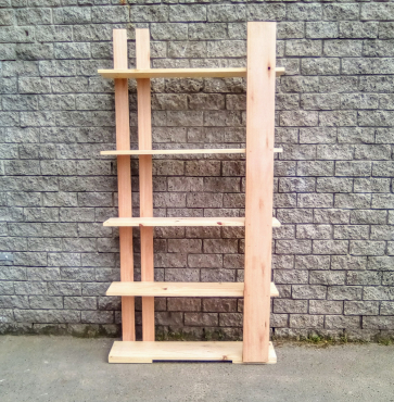 123 Vertical Shelf