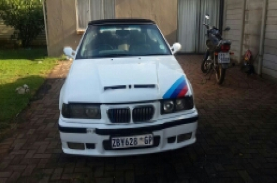 Non Runner In Bmw In Pretoria Junk Mail
