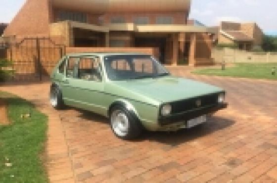 1978 VS Golf MK 1 2 door42