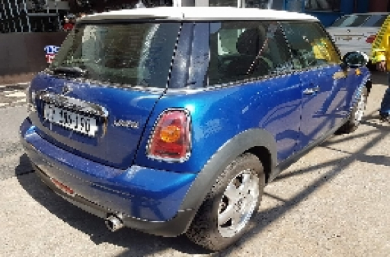 2008 Mini Cooper R56 Stripping for Spares