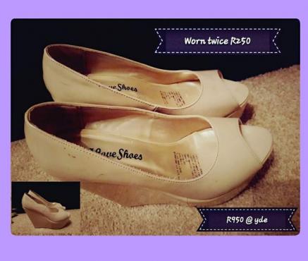 Ladies yde shoes