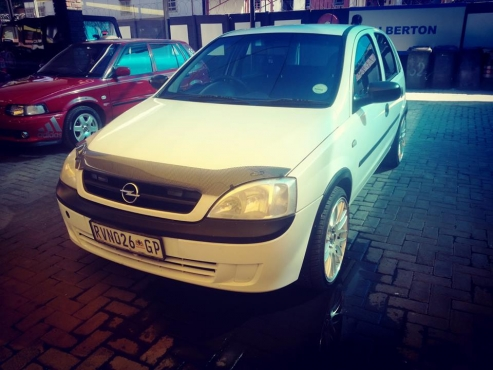 Opel corsa 1.4 2005