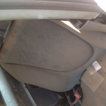 Stripping Honda Jazz 2006 for Spares