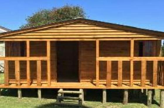 Spacious 1-4 bedroom Log Homes