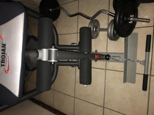 Trojan 360 home gym
