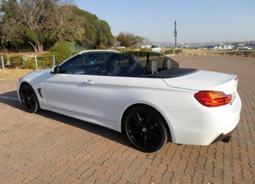 2014 bmw 4 series 435i convertible m sport for sale junk mail. Black Bedroom Furniture Sets. Home Design Ideas