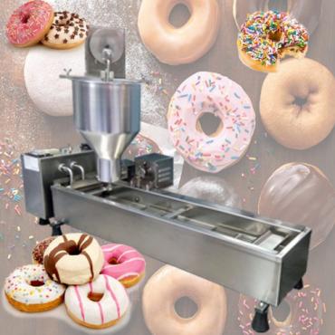ADM-101 - Semi Automatic Donut Maker - Donut Maker - Donut Size - Mini
