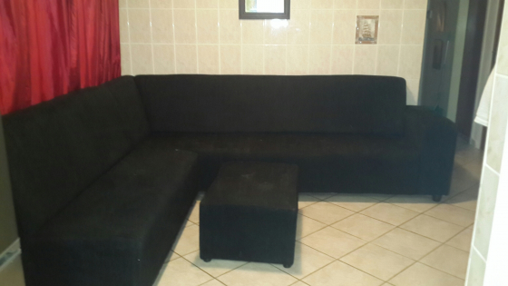 Chenielle Exlusive L-Shape Suite for sale