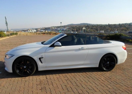 BMW Series I Convertible M Sport For Sale Junk Mail - Bmw 435i convertible m sport