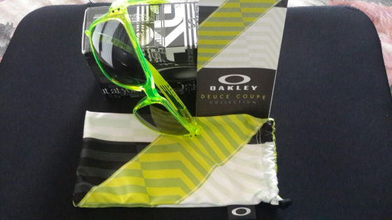 Oakley Holbrook deuce coupe limited edition sunglasses