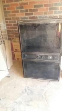 Defy Gemini double oven