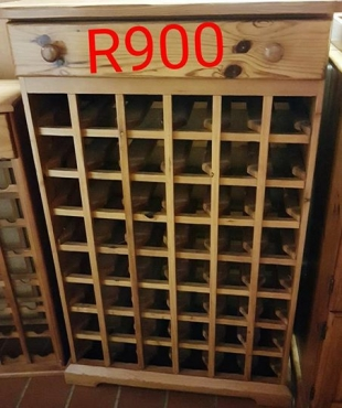 WOODEN WINE RACK FOR SALE