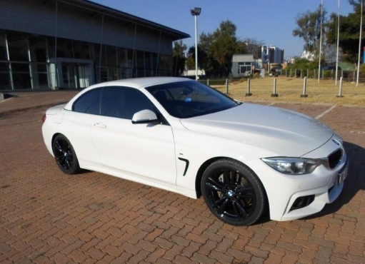 2014 BMW 4 Series 435i convertible M Sport for sale