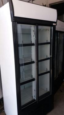 2 doors husky fridge for sale.