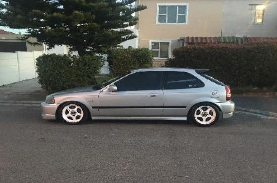 1997 Honda Civic vtec for sale | Junk Mail