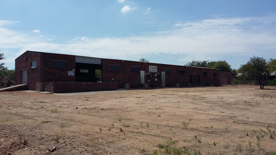 Commercial property with good income for sale in Phalaborwa