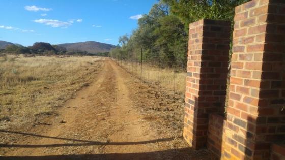 Farm Warmbaths, Bela Bela, 17 km outside warmbaths on R516, 4 houses, 3 boreholes