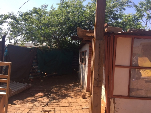 Vacant stand for sale