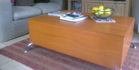 Coffee table - large custom made