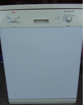 AEG OKO - Favorit Dishwasher - Type 45 DXC - in excellent condition - Spotless -as New