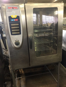 10 tray convection oven