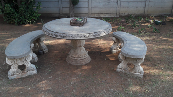 Concrete In Garden And Patio Furniture In Johannesburg